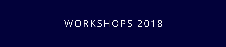 Canada Photo Workshops 2018