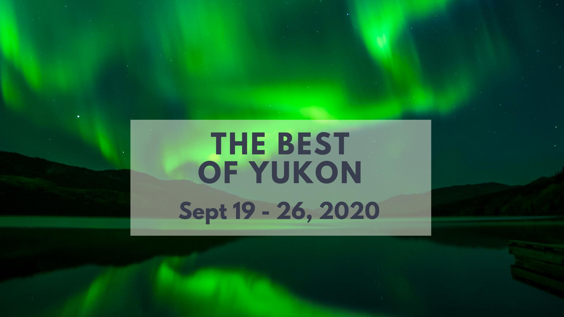Yukon Aurora + Arctic Circle Photography Workshop