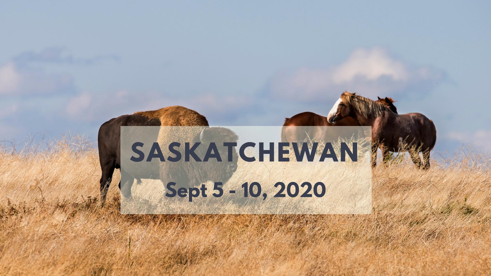 Saskatchewan Photography Workshop 2020