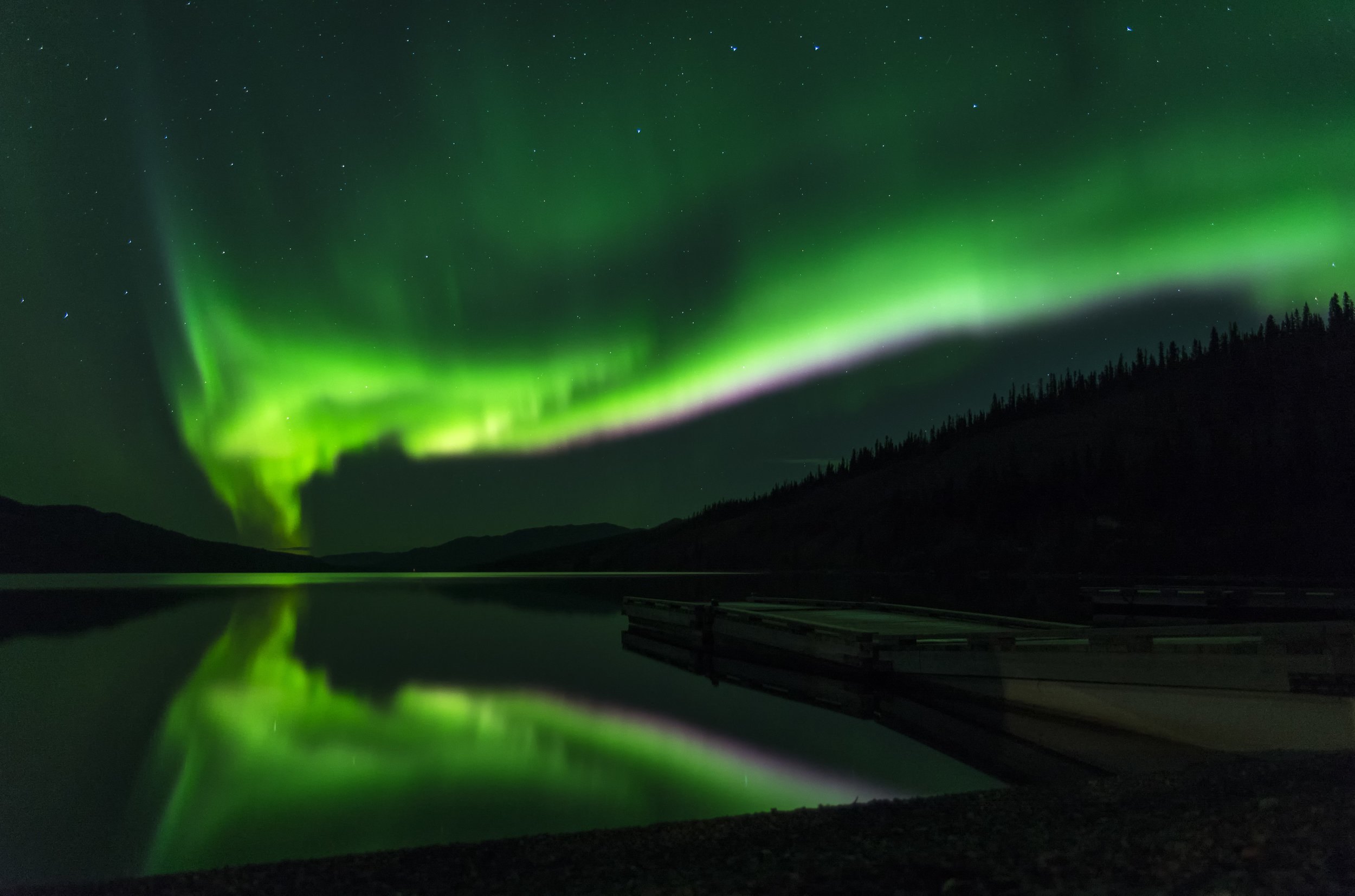 Learn how to photograph aurora