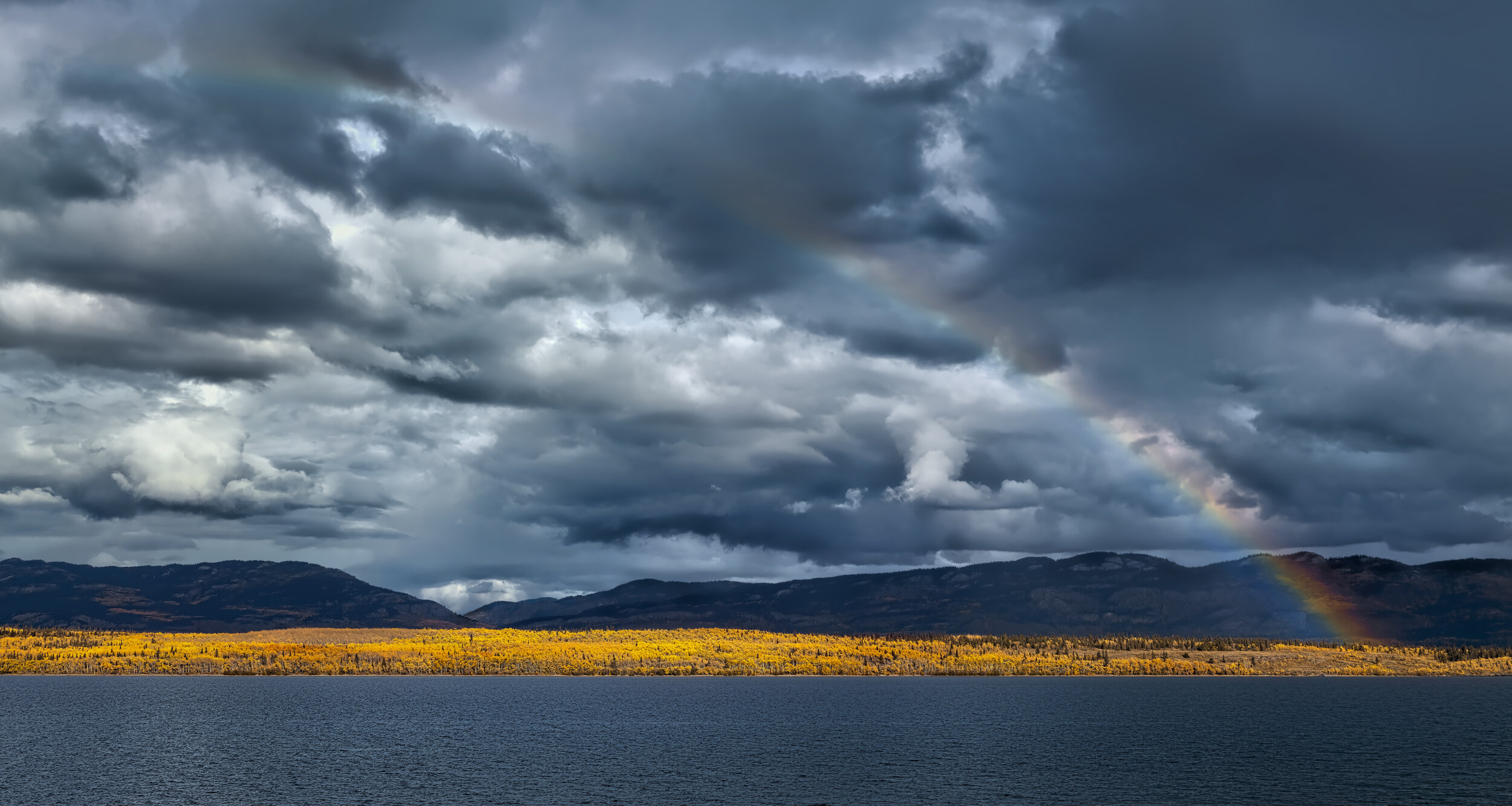 Rainbows of Yukon