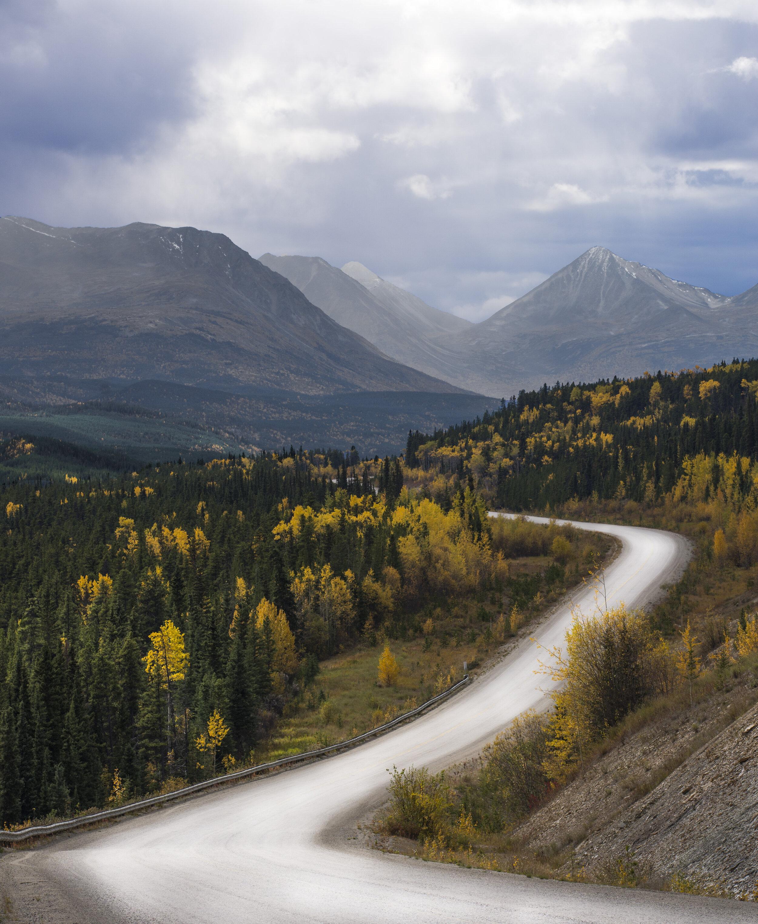 Follow the path in Yukon
