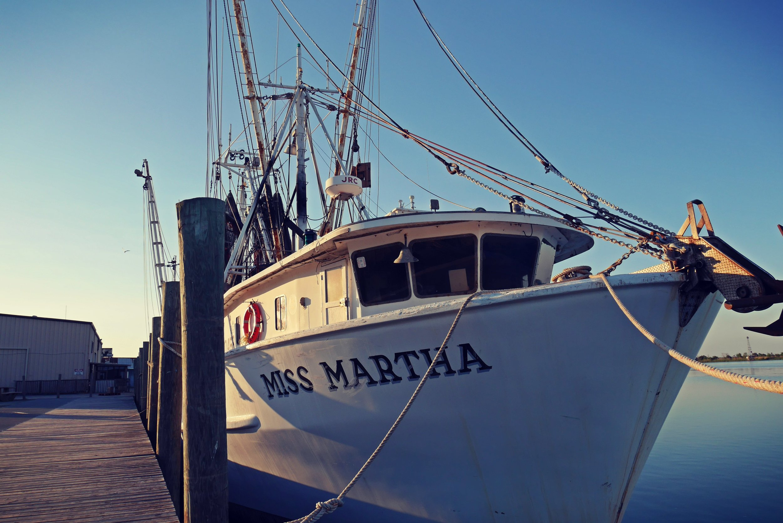 Miss Martha - Apalachicola, FL