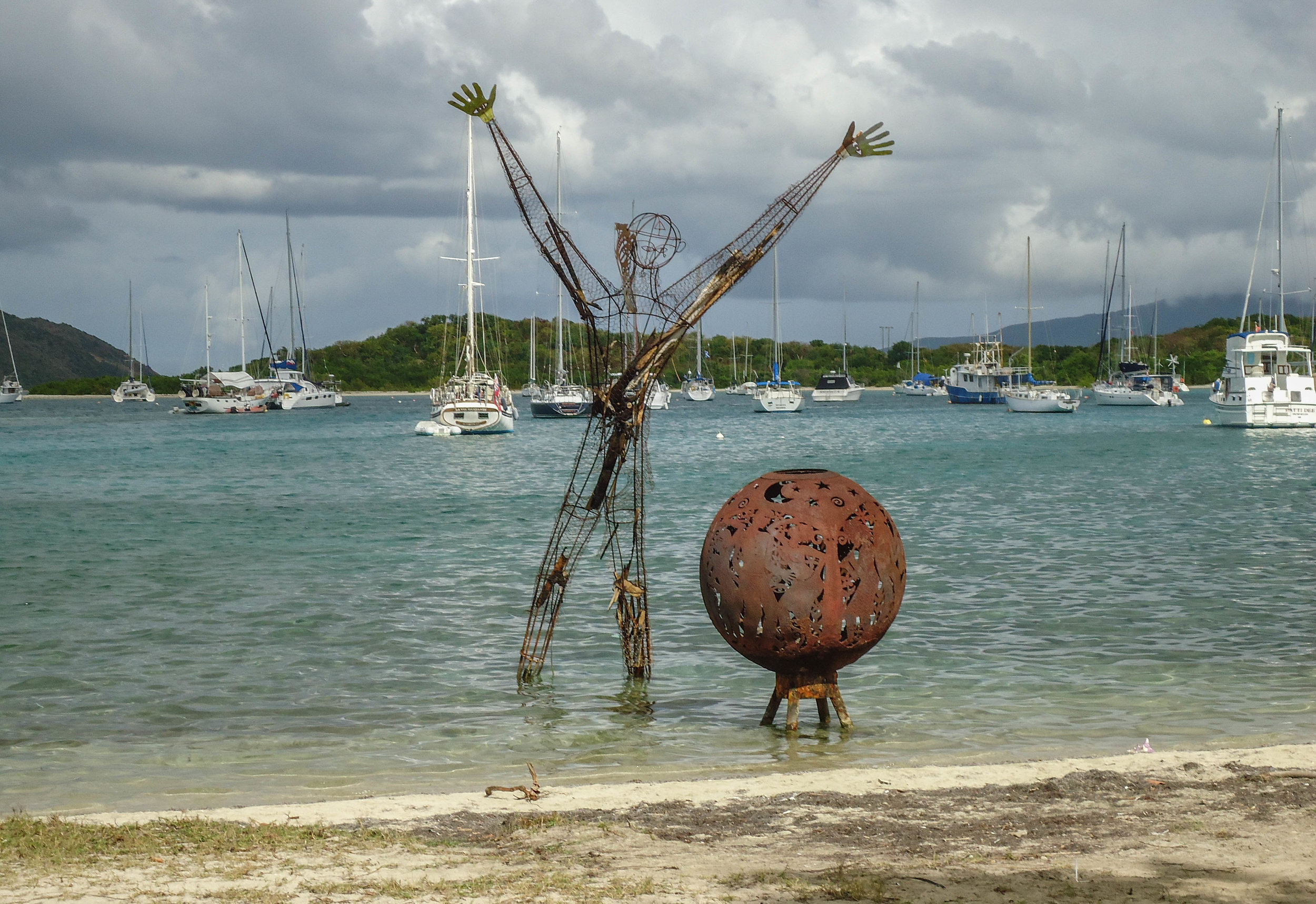 Trellis Bay - Tortola, BVI