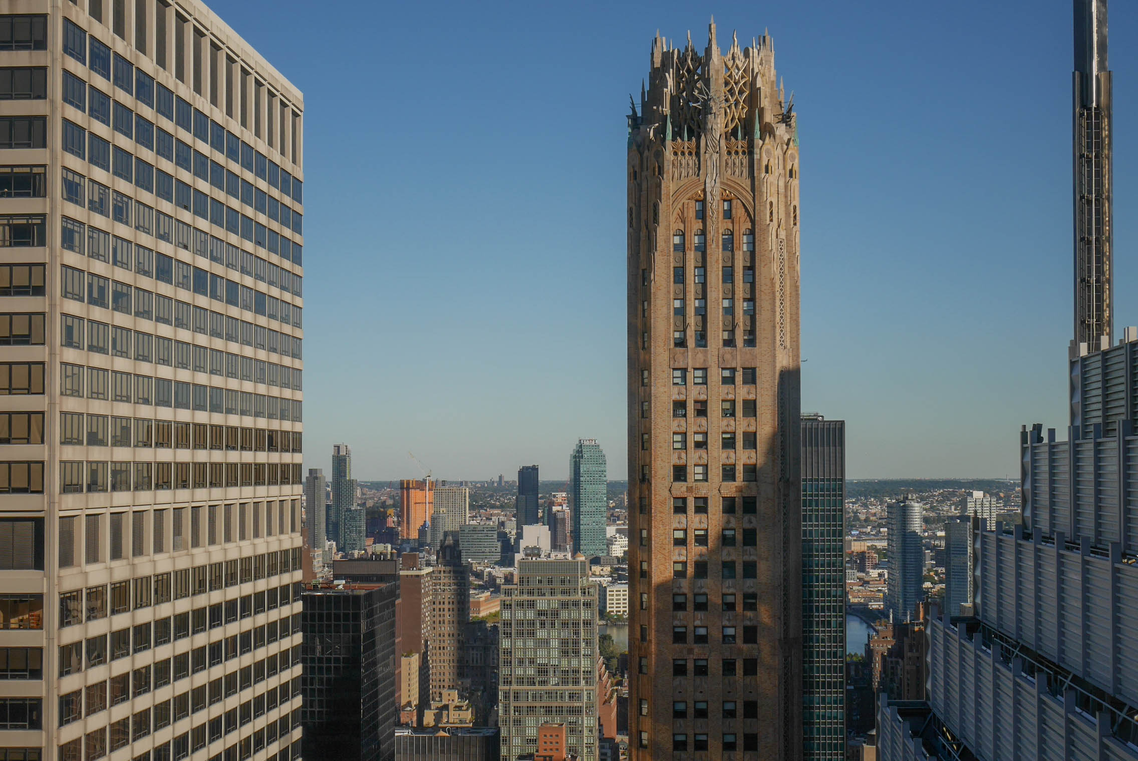 General Electric Building - NYC