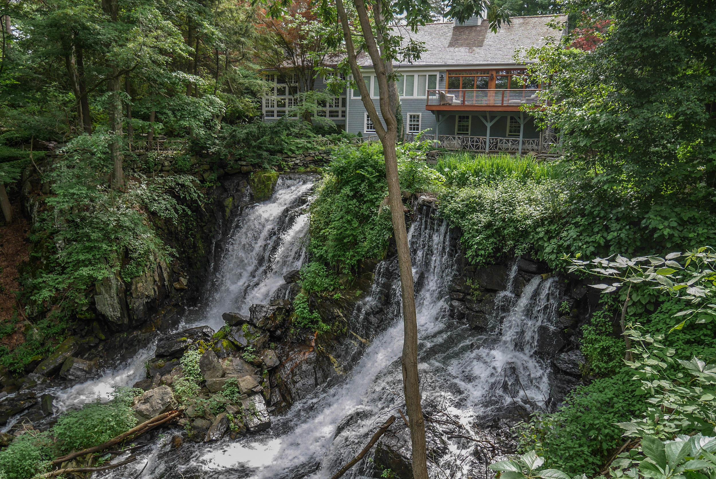 The Aspetuck Falls - New Preston, CT