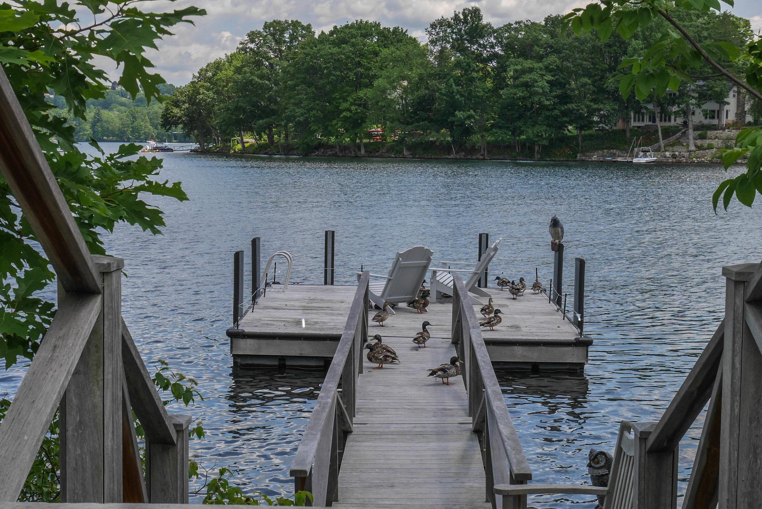 Lake Waramaug - Kent, CT