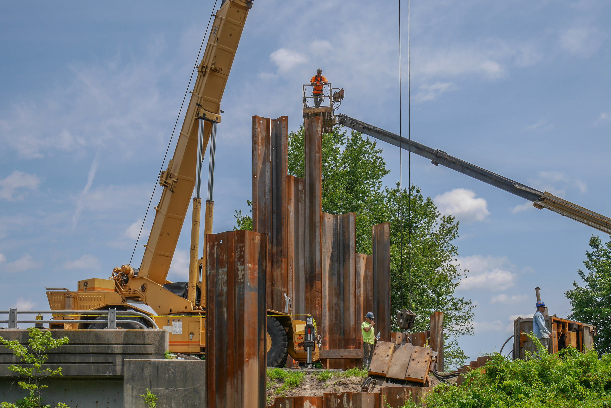 Bridge Construction - Litchfield, CT
