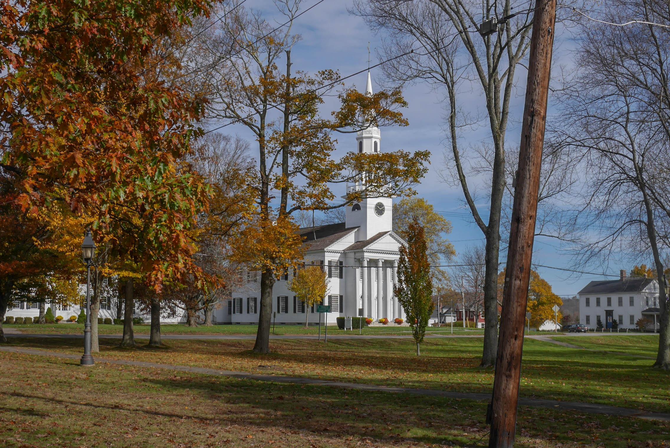 The Litchfield Green - Litchfield, CT