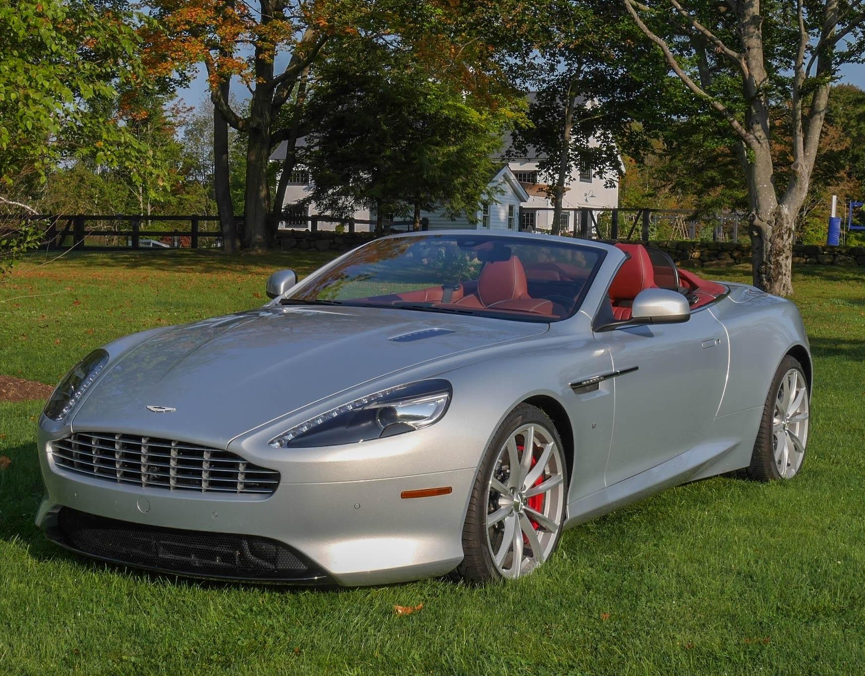 Aston Martin - Litchfield, CT