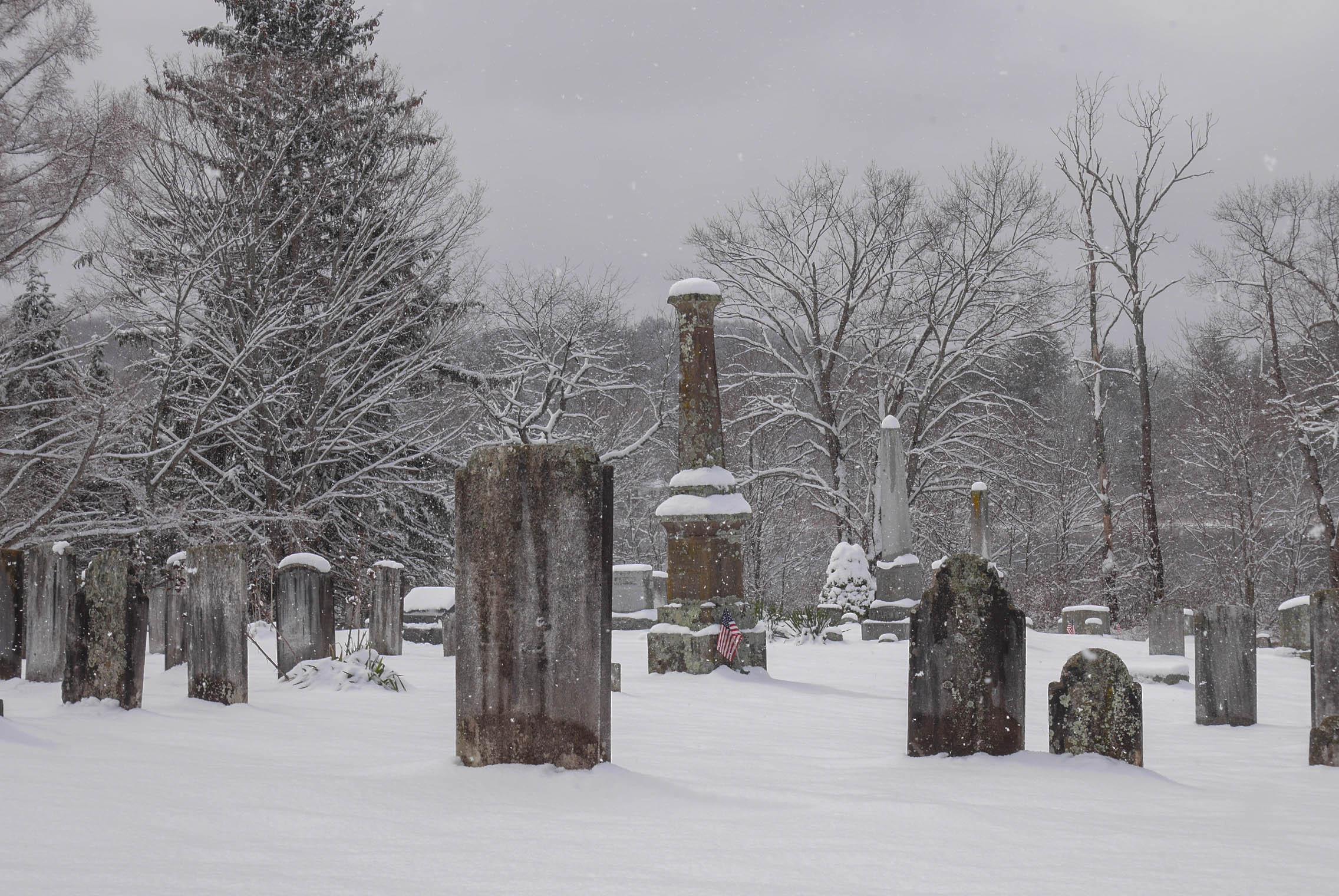 Cemetery - Lakeside, CT