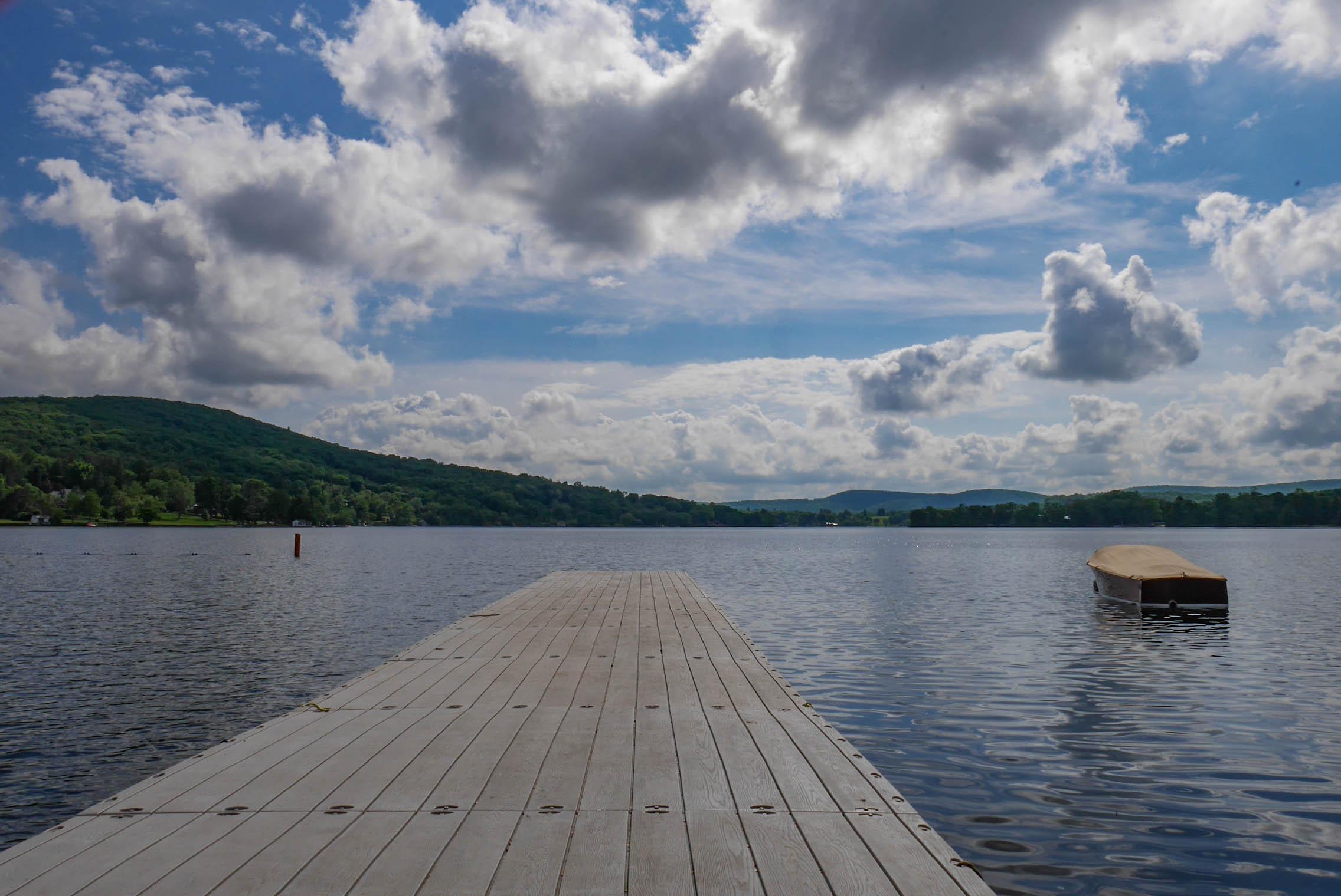 Lake Waramaug - Warren, CT