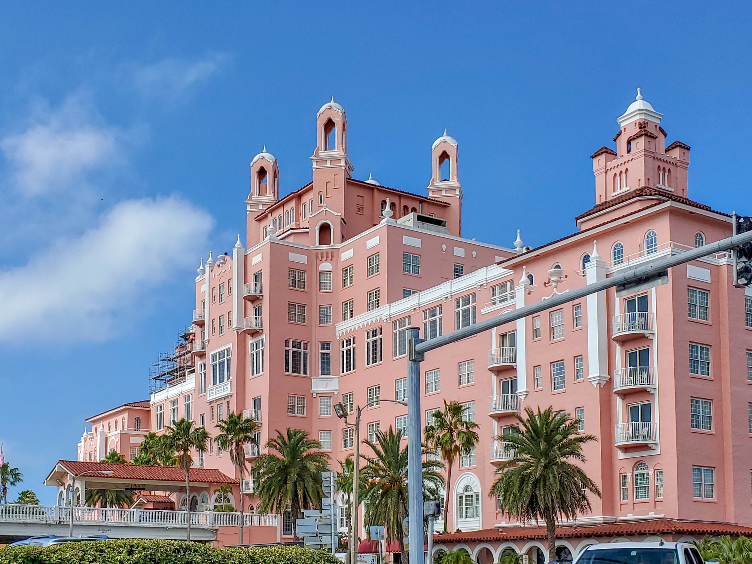 Don CeSar, St. Pete Beach, FL