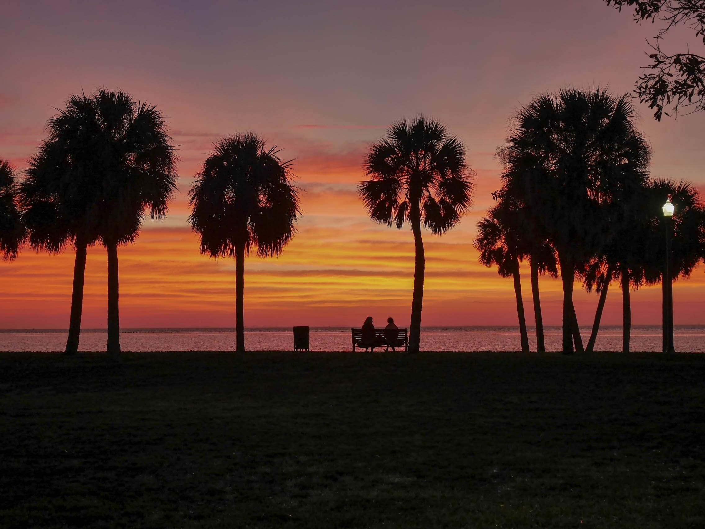 North Shore Park, St. Pete, FL