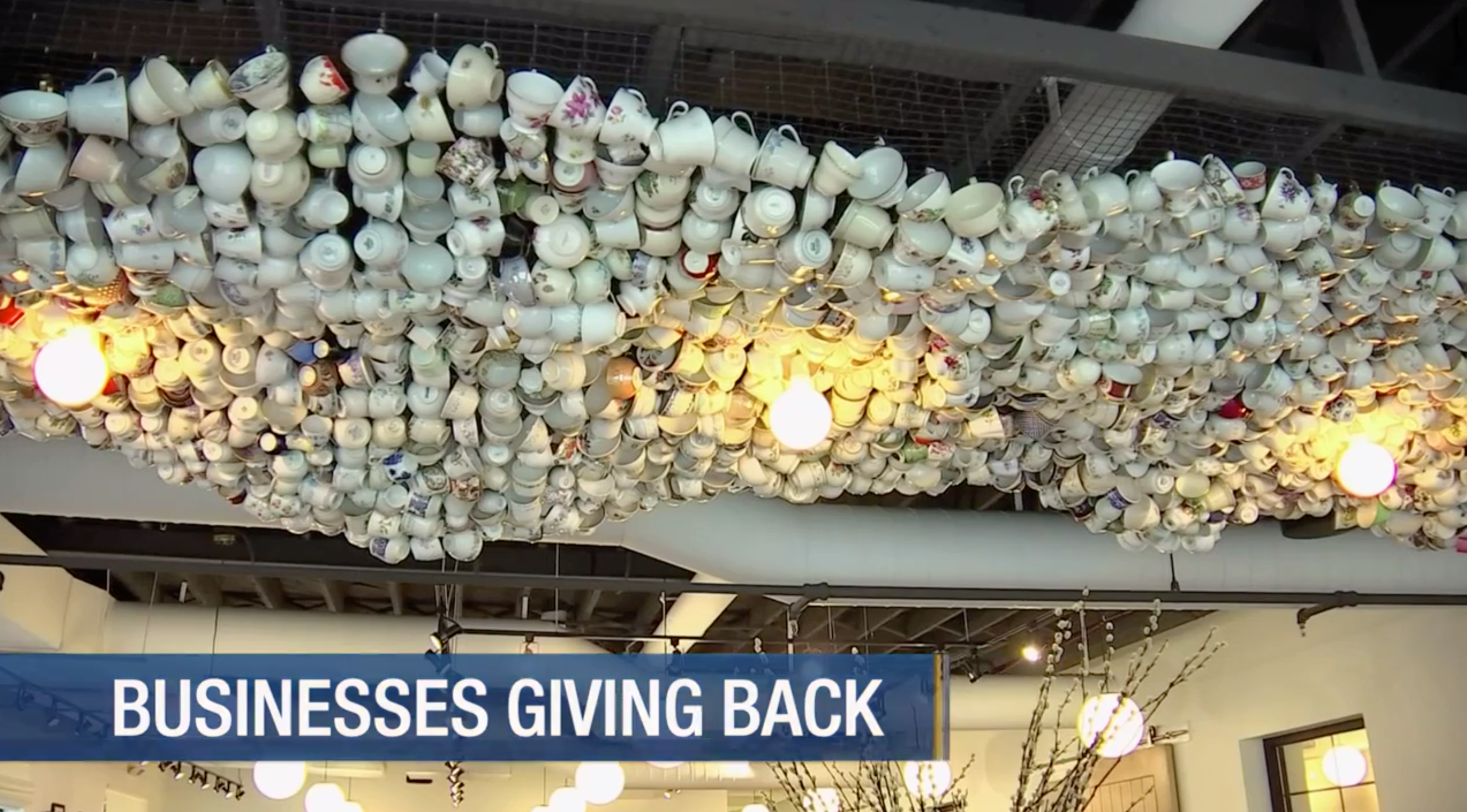 WSMV    Thistle Farms provides jobs for survivors   If you're looking for a way to give back to others, several Nashville businesses want to help you do just that.