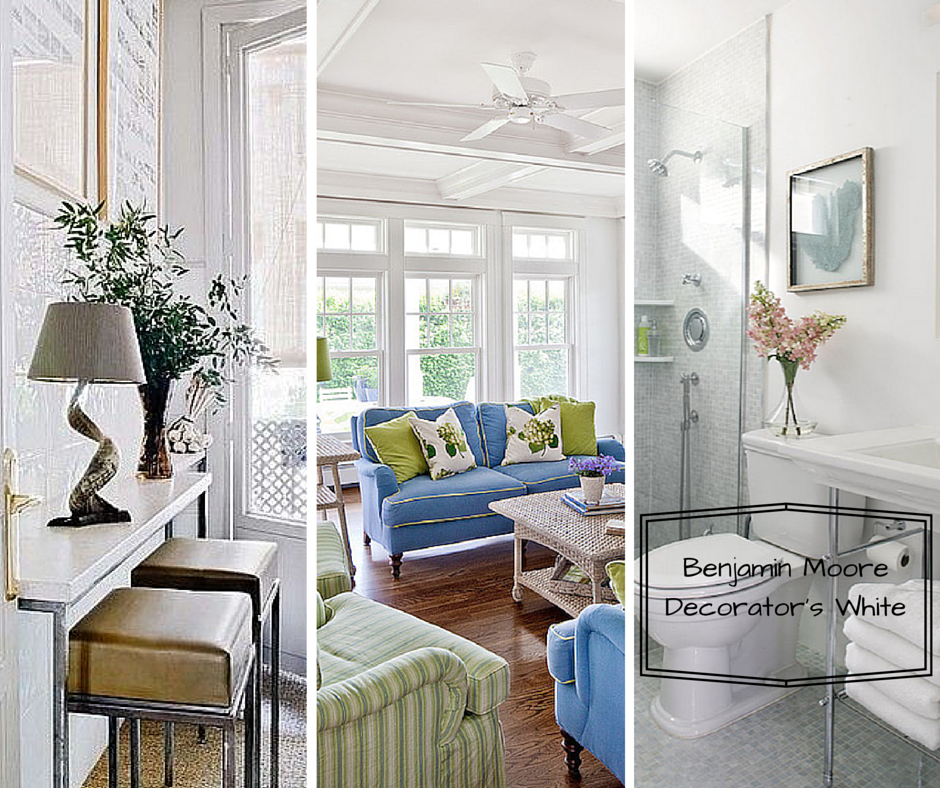 Bright, contemporary and clean! Can you see why this white is considered one of the best whites out there?