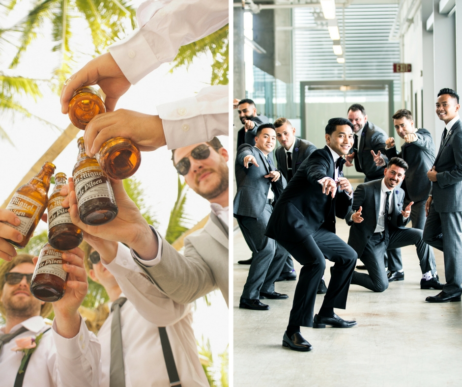 Go ahead, Pick another groom at the altar!