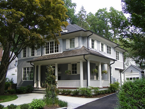 OWN REW Buyer's Edge Real Estate Buyersagent.com Chevy Chase, MD Search for houses classic gray home.jpg