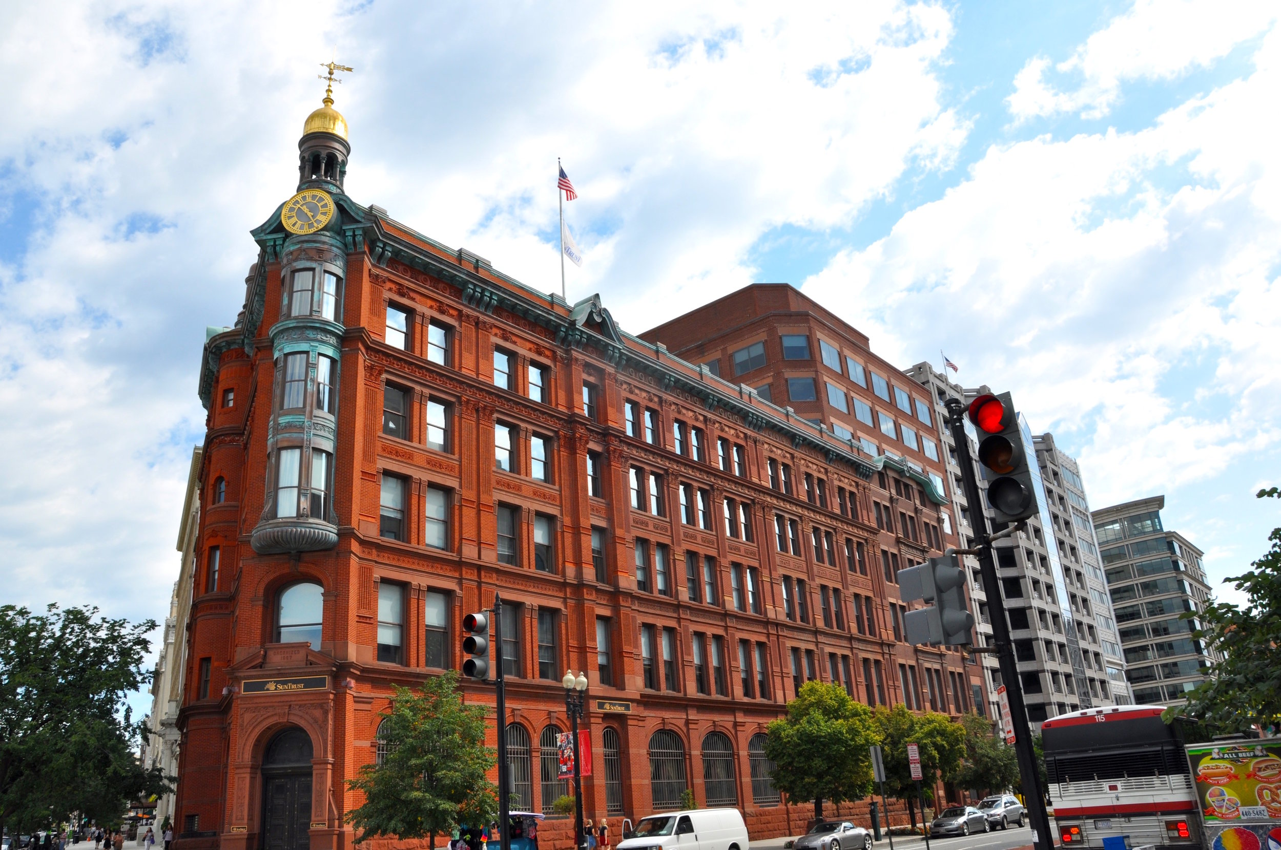 Own REW Buyer's Edge Real Estate DC Homes and condos for sale Penn Quarter DC Red Brick
