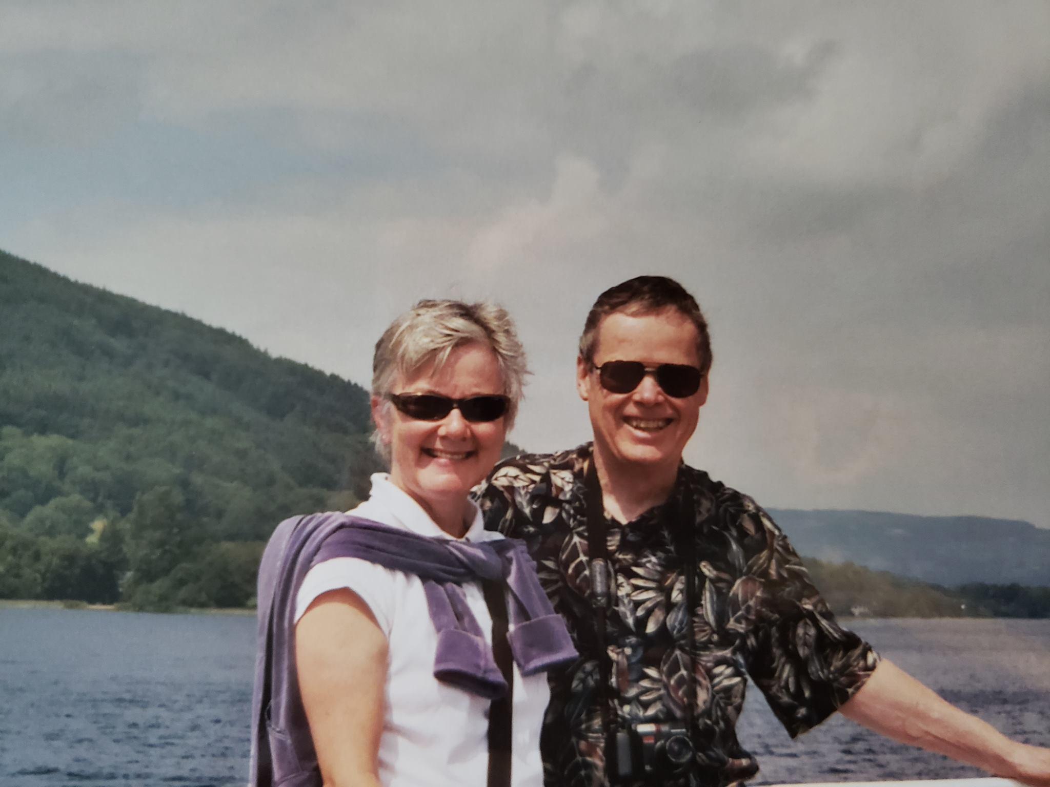 John and Sally Sullivan