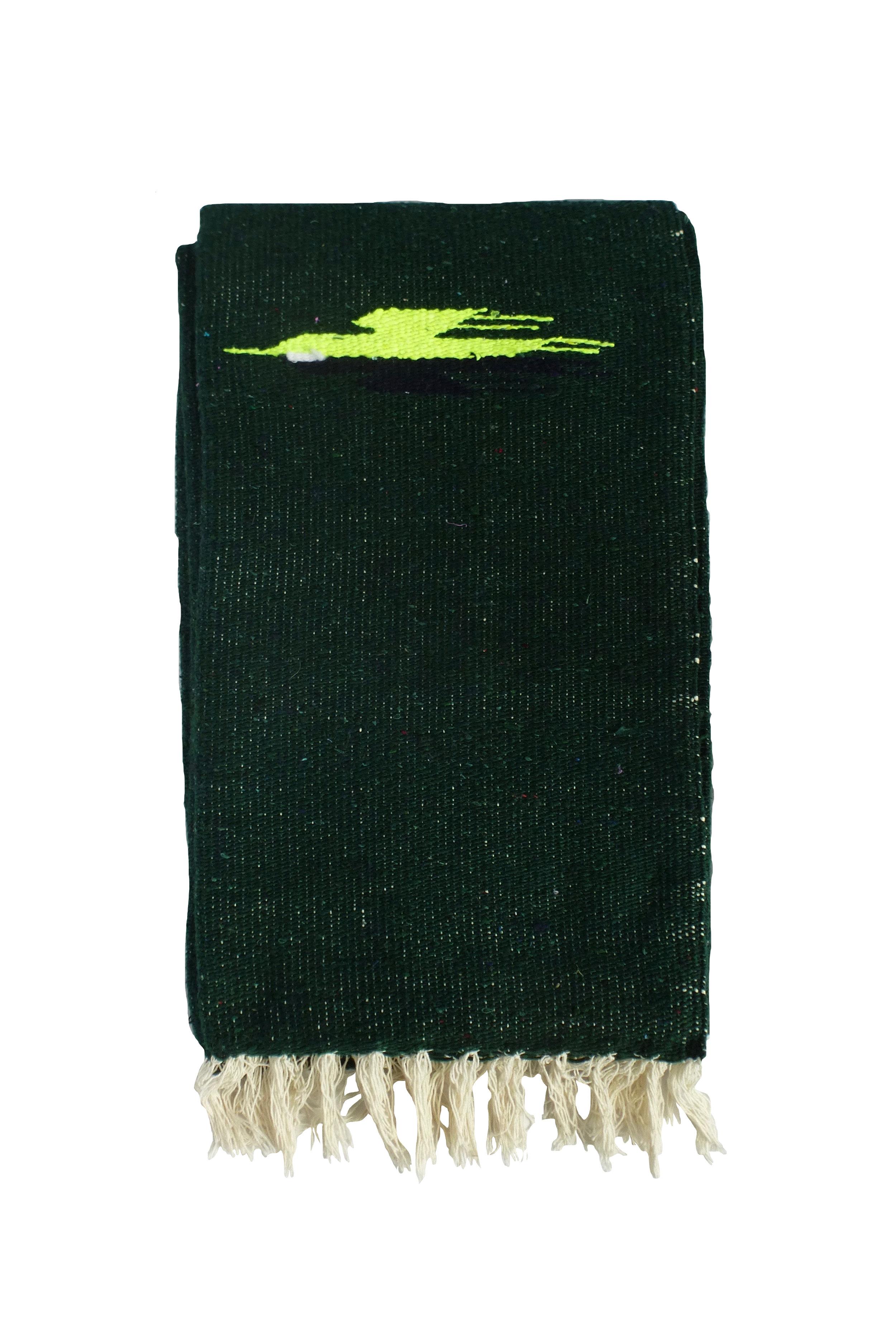 THUNDERBIRD BLANKET - GREEN