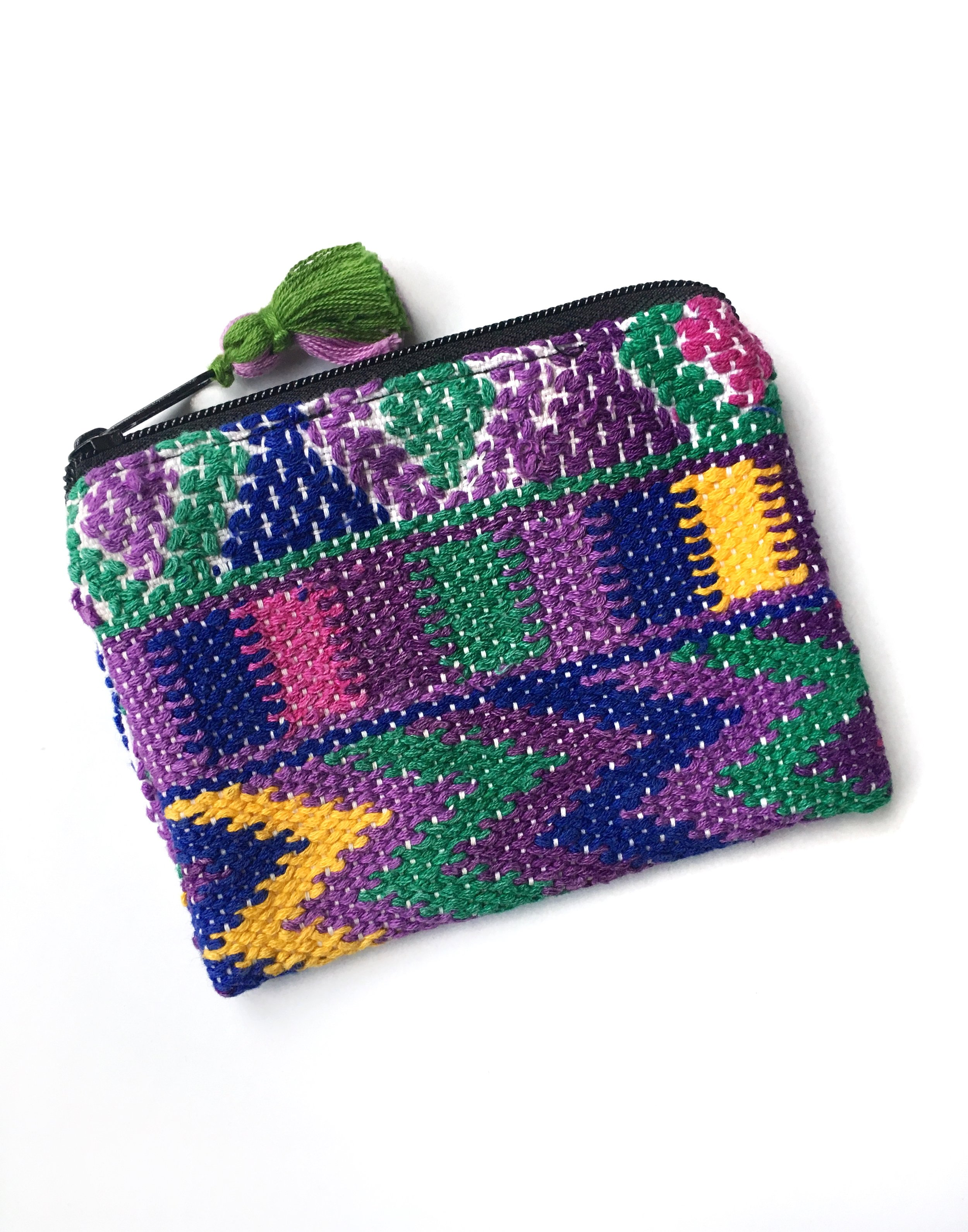 NOMAD COIN POUCH - FIESTA