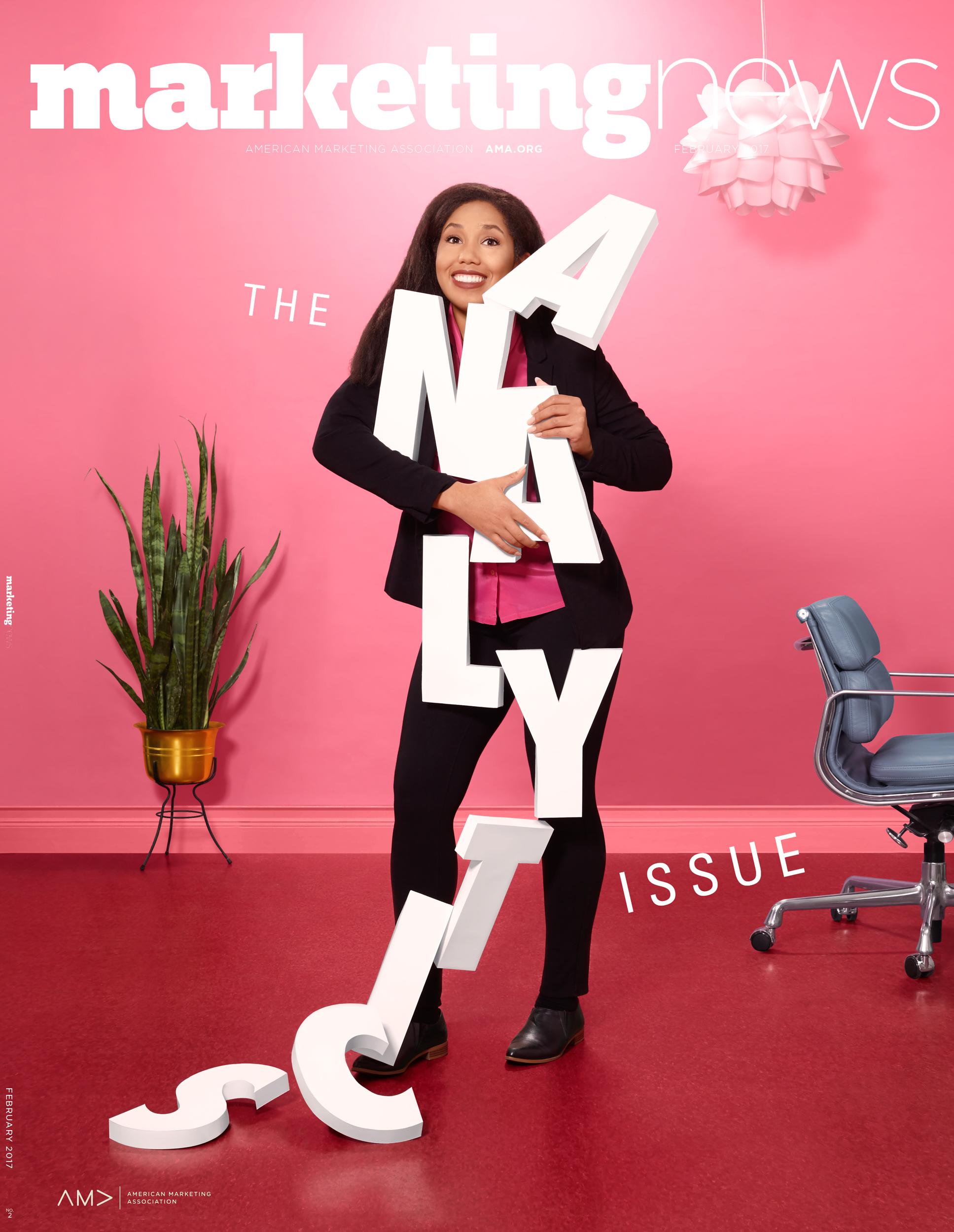 Marketing News Magazine - Lisa Predko