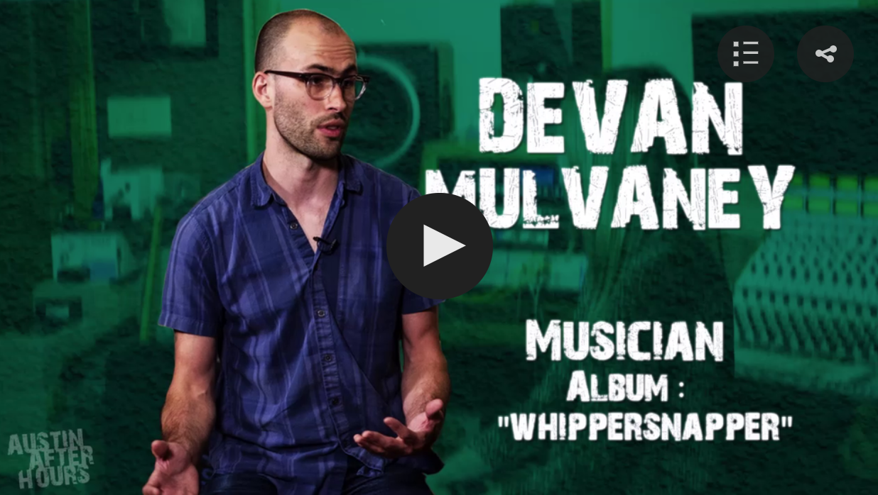 """""""Turning unimaginable tragedy into inspiring art--musician Devan Mulvaney shares the journey that led to his new album and how forgiveness has the power to change your entire life."""""""