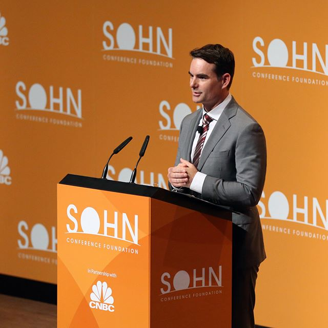 Honored to be the global design firm for The Sohn Conference, whose mission is to raise money for pediatric cancer. Over 2,000 attendees gathered at Lincoln Center yesterday for the biggest investment conference of the year.