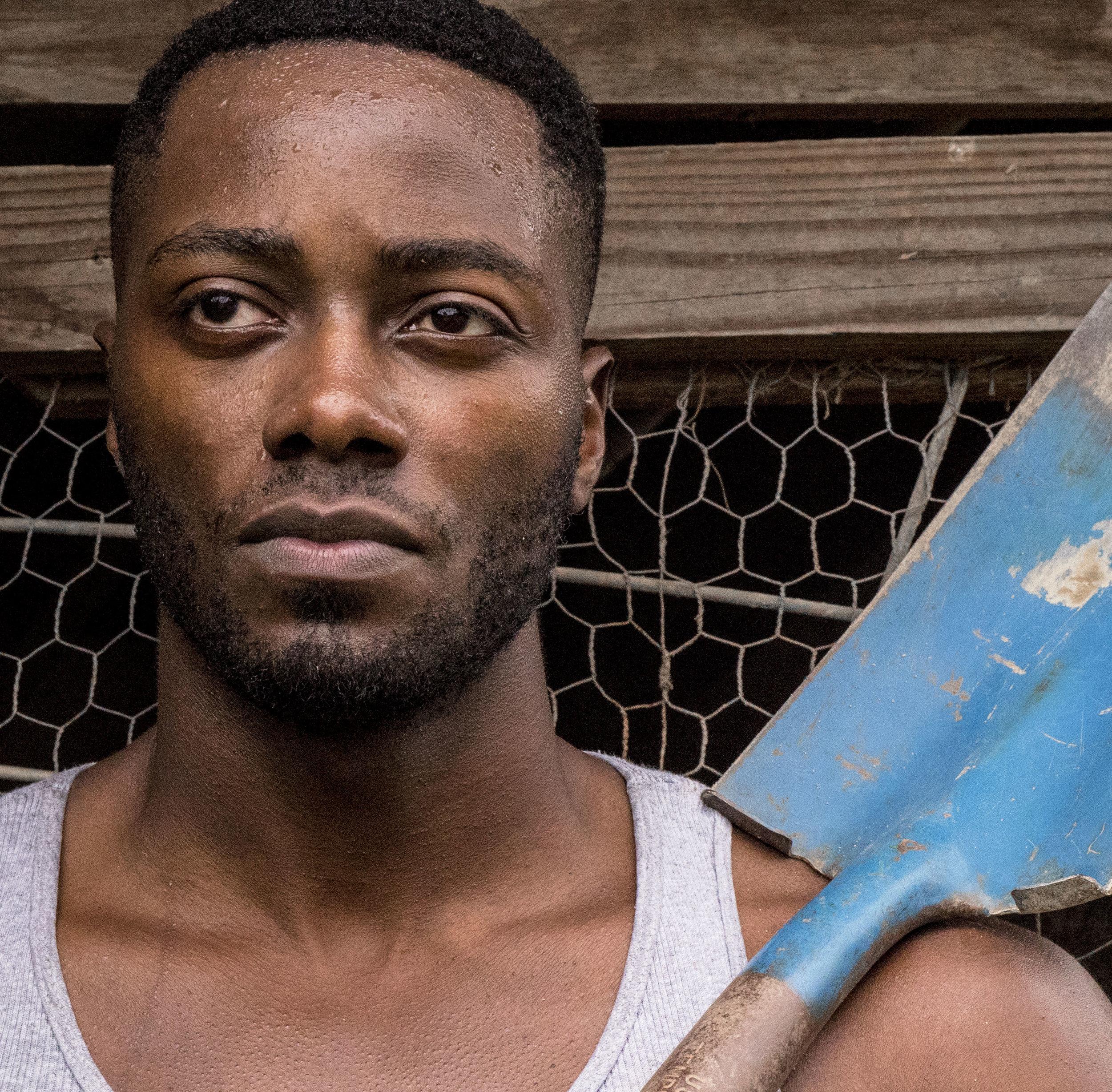MFA Actor Marlon Andrew Burnley