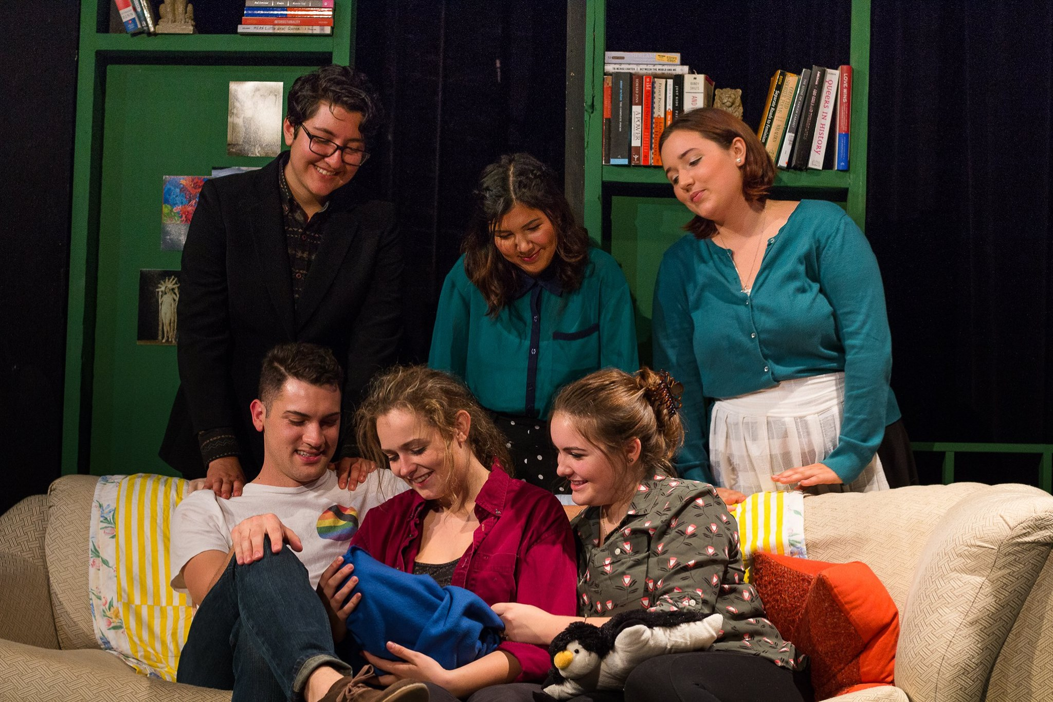 Paula Vogel's  And Baby Makes Seven