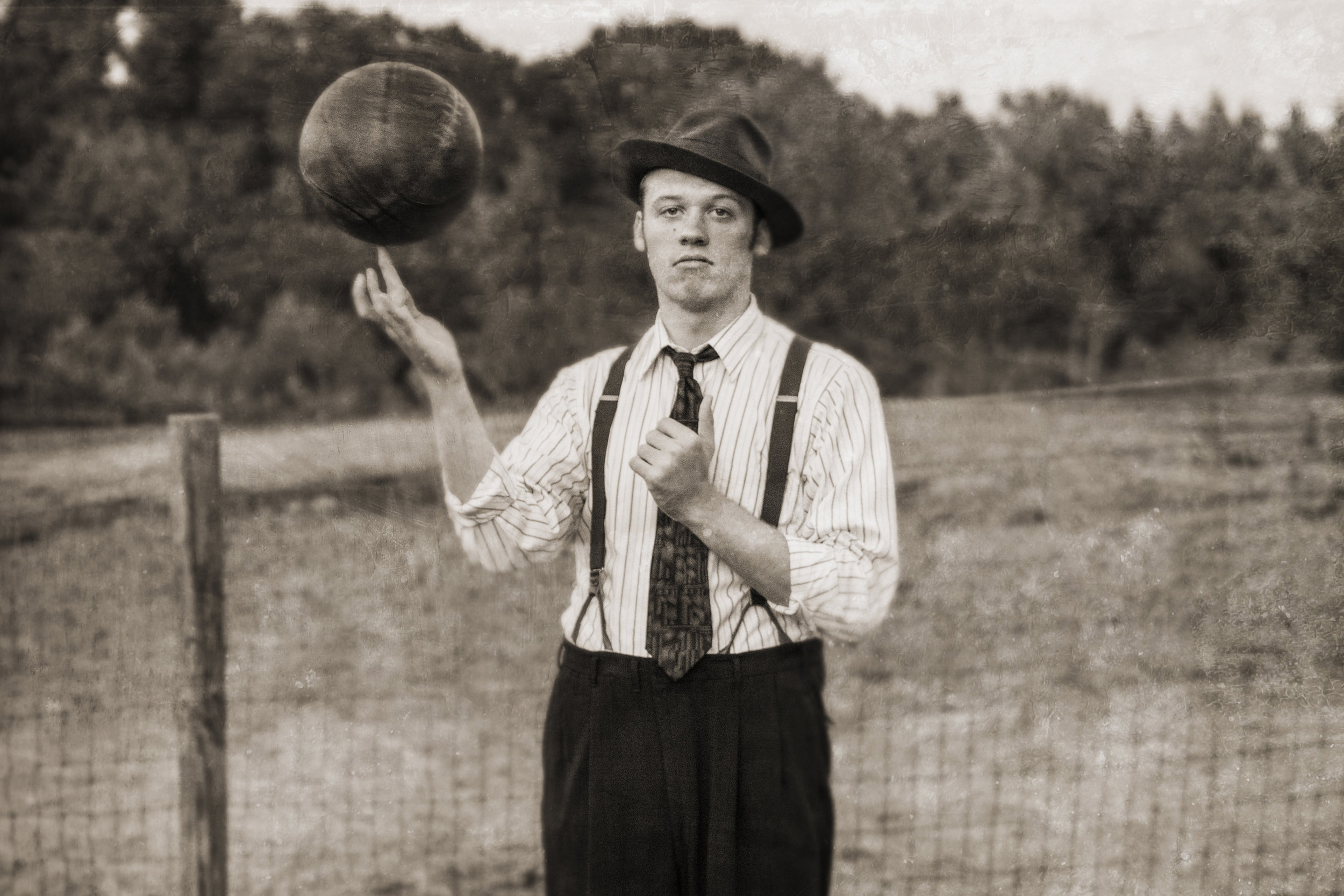 Carter Iddings as Haunt Johnny