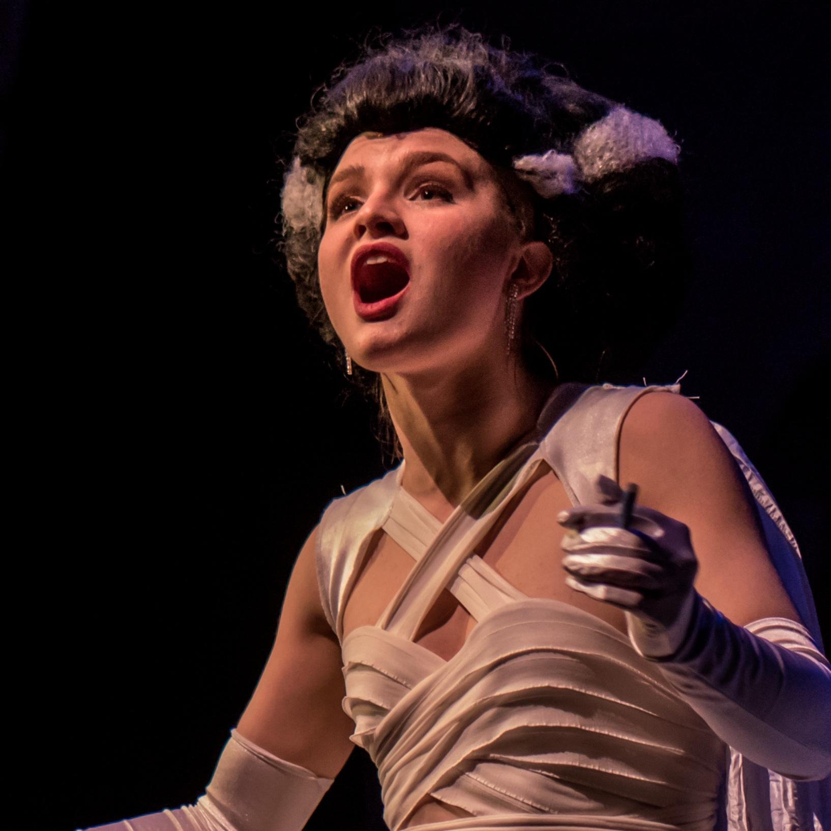 Emma Ruth Mathews - Elizabeth in  Young Frankenstein
