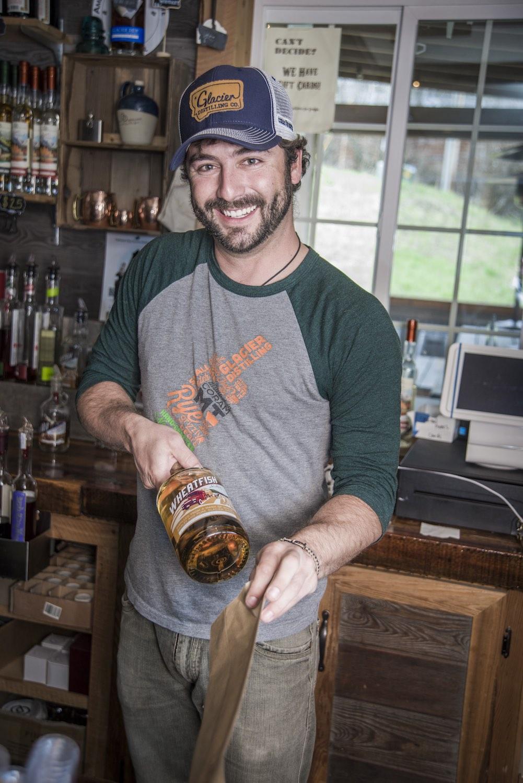 Mike Nania - Whiskey Slinger