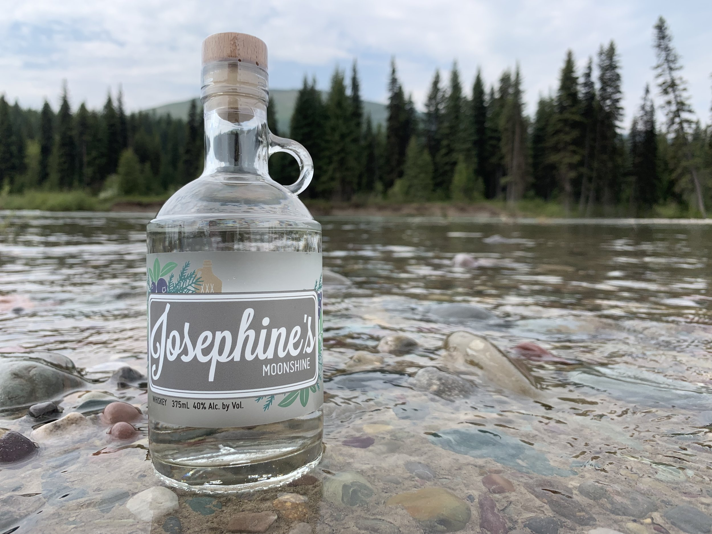Josephine's Shine - (80 Proof)
