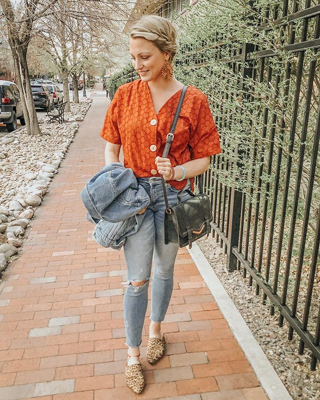 the long night is over + spring has been calling me back to the 'gram...☀️🐺😏 shop your screenshot of this pic with the LIKEtoKNOW.it app http://liketk.it/2Bvhf  #liketkit #LTKunder50 @liketoknow.it