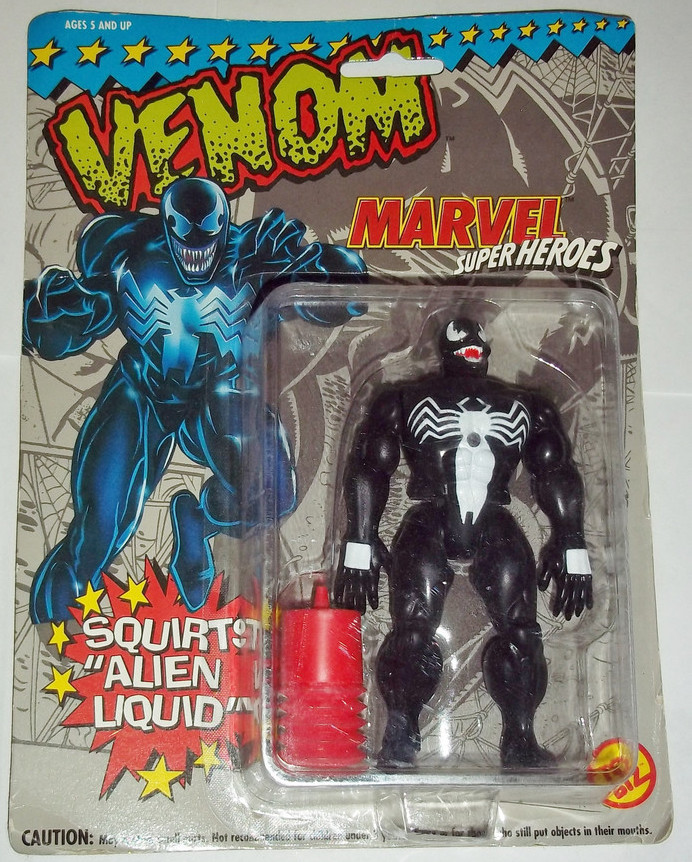 I loved this venom figure