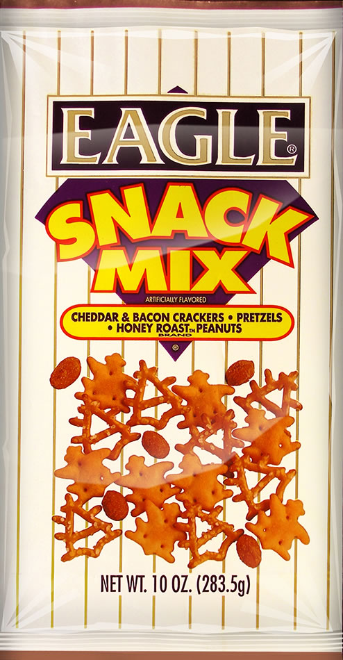 Who remembers Eagle Snack Mix?