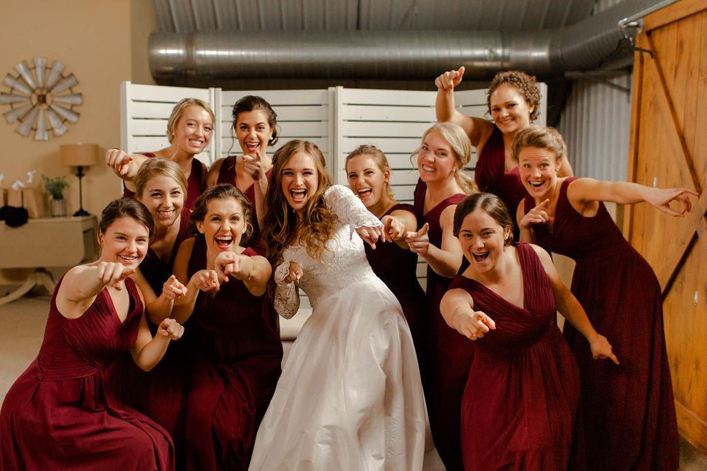 Custom wedding dress maker | Minneapolis Bridal Shop