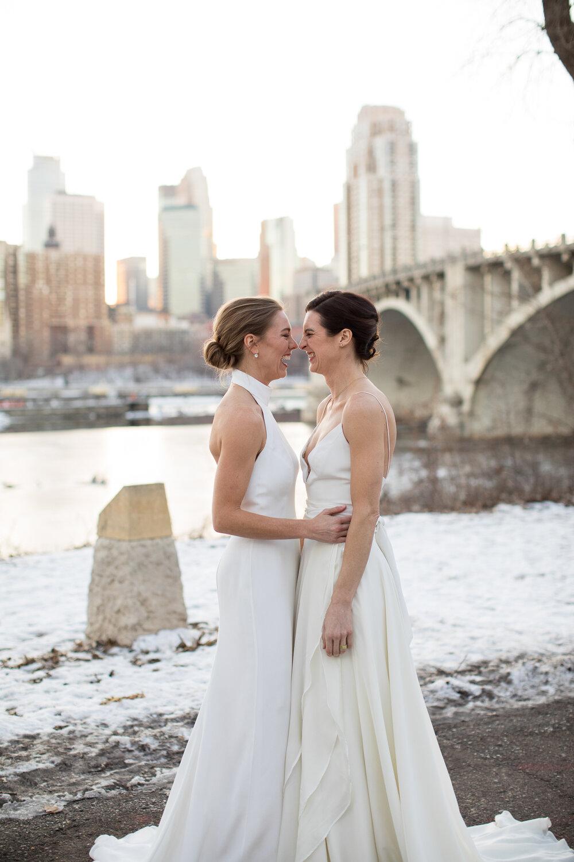 Heidi + Molly's Custom Wedding Gowns   Custom Wedding Gown ...