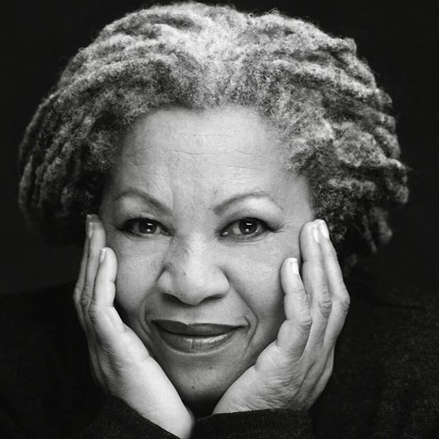 """If you are free, you need to free somebody else. If you have some power, then our job is to empower somebody else."" — Toni Morrison 🧡🧡"