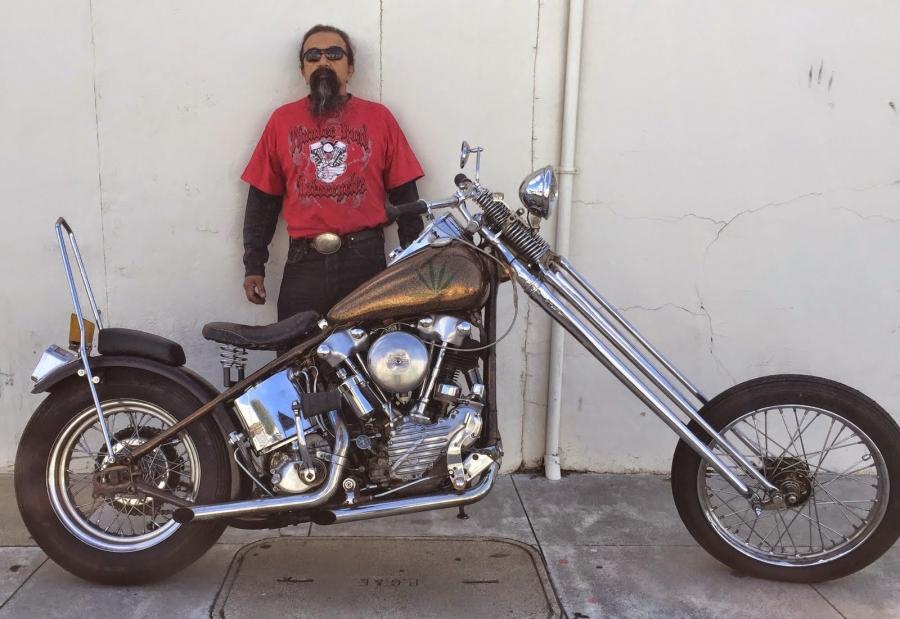 1938 Harley-Davidson Knucklehead
