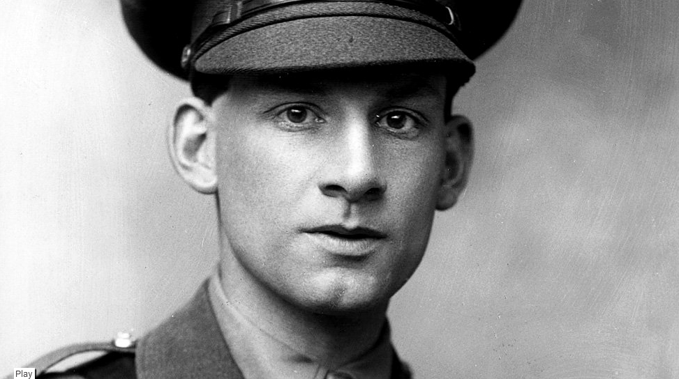 Siegfried Sassoon, 1916