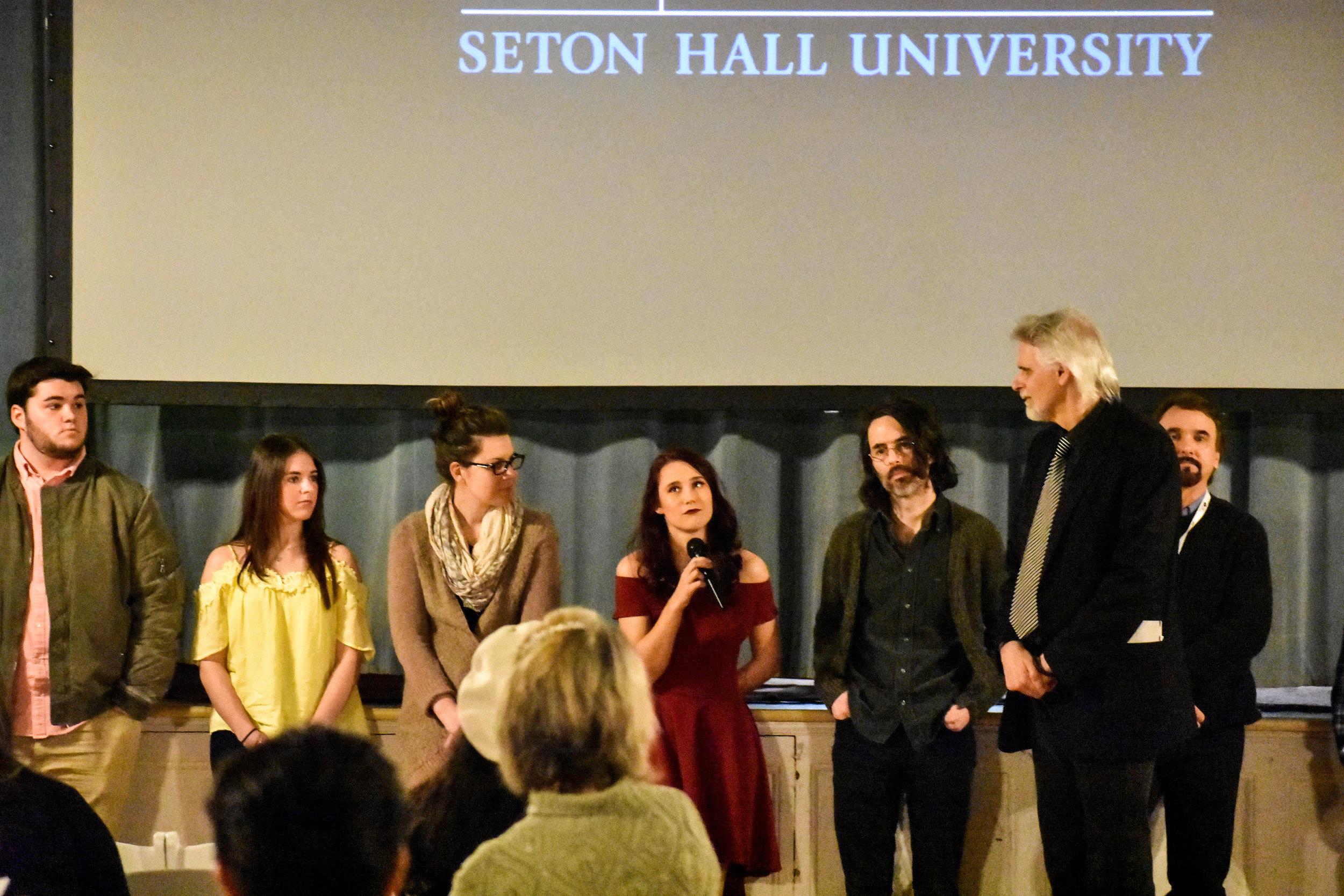 Seton Hall University Program Q&A