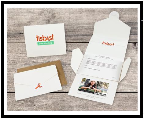 TisBest Charity Gift Card, TisBest Philanthropy