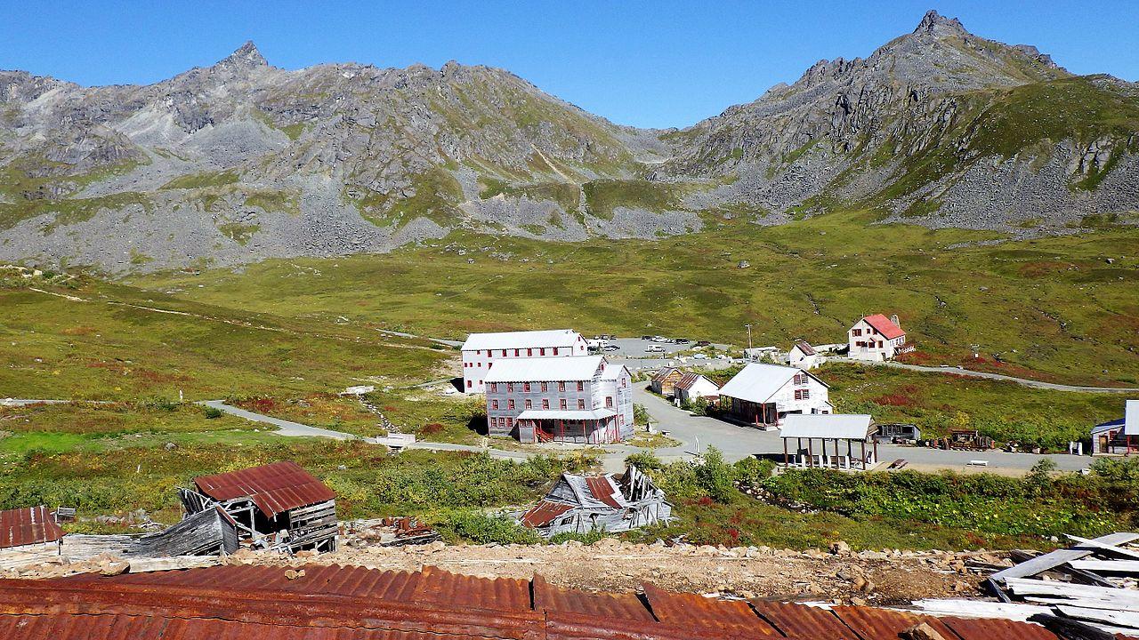 Hatcher's Pass/Independence Mine
