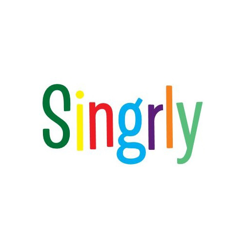 Singrly   UX Design / Prototype / Brand Developement