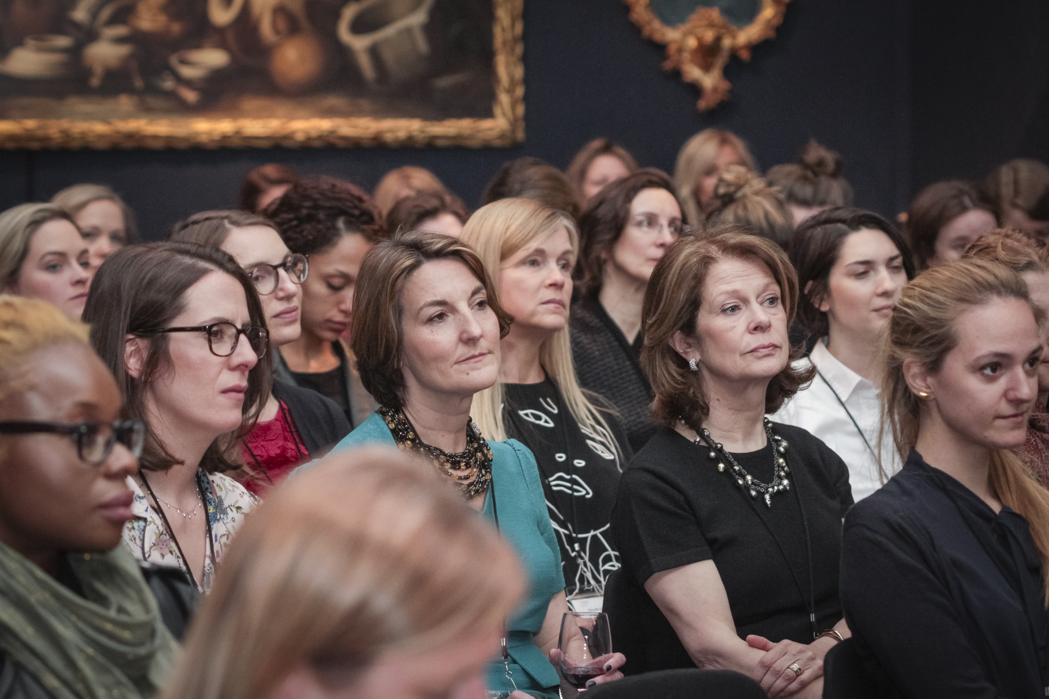 AWITA - The Art of Mentoring - at Christie's, Mayfair - London