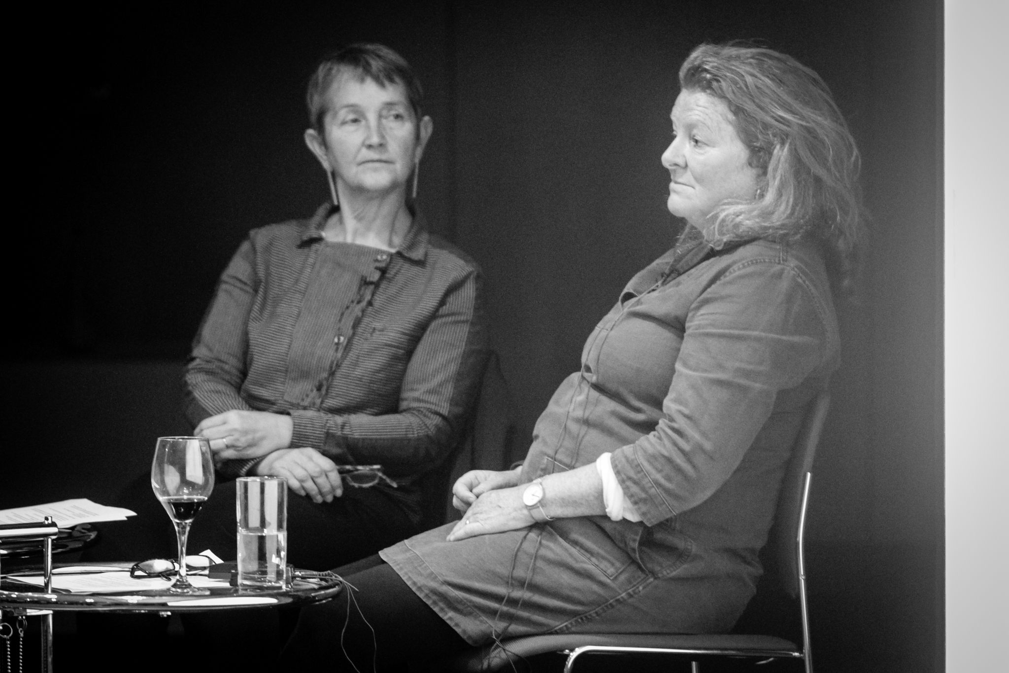 British Council Talk - Frances Morris and Rachel Whiteread