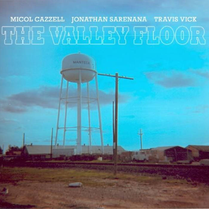 The Valley Floor - August 2008 -